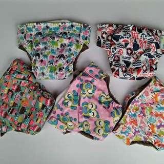 Take all diaper cloth