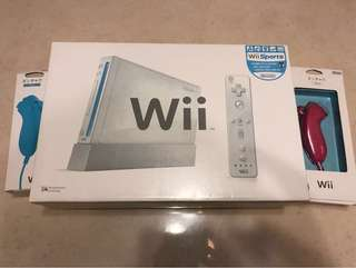 任天堂Wii遊戲機
