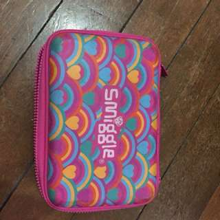 Repriced! Smiggle Hard Case