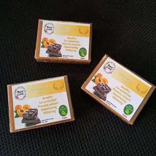 Choco Apricot Premium Soap