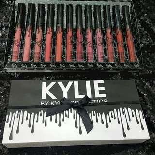 Kylie matte Lipcream