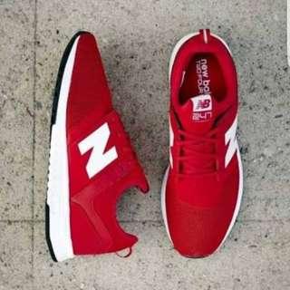 New Balance 247 Classic Red-White (BNIB)