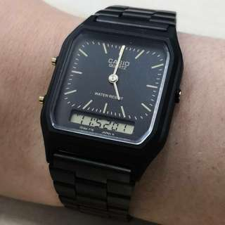 Casio AQ230 copy ori
