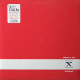 NM Queens Of The Stone Age ‎– X rated r record vinyl rock stoner