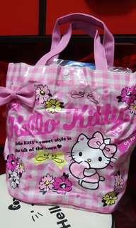 Hello Kitty Swimming  Bag For Kid