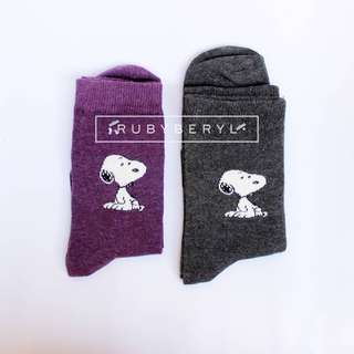 Snoopy Socks