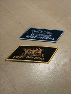 Race official