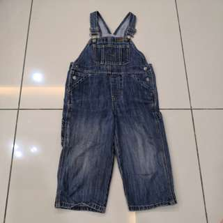 Baby Gap Denim Overall (6-7y)