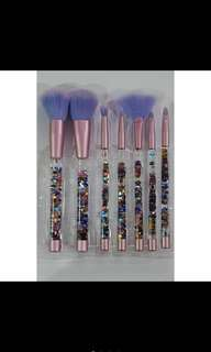 Lime Crime Aquarium 7 Piece Brush Set