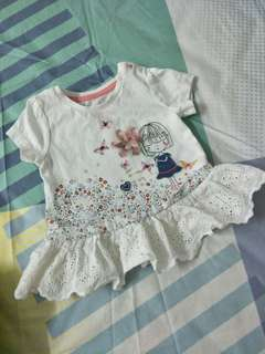 Mothercare Sweet Top