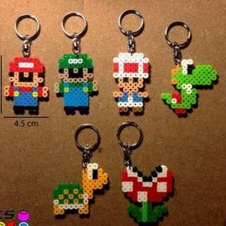 Mario Hama Designs Keychain