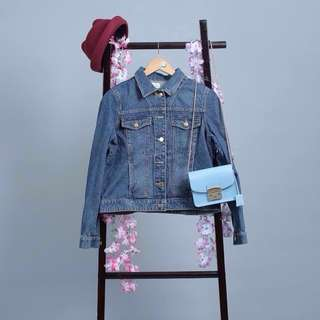 Overruns Denim Jacket