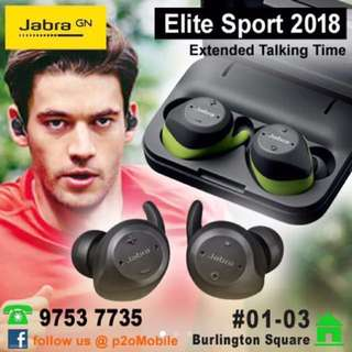 Jabra Elite Sport 2018 Gen2