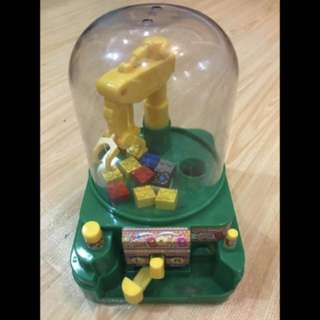 Gum Ball Catcher