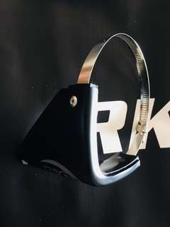R&G Tri-Oval Exhaust Guard EP0007BK (UP: $68) Last Piece!!!