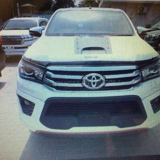 Toyota hilux 2017 Revo Grille