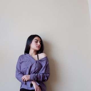 Kemeja Sabrina Bangkok