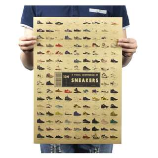 [3 for $4] Sneakers / Riffles / Beers Posters