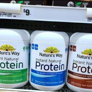 澳洲 Nature's care 蛋白粉