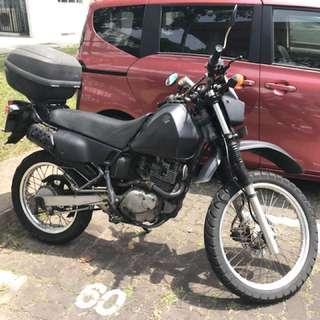 Suzuki DR200 scrambler for sale