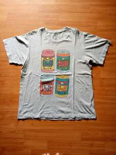 Uniqlo x The Simpsons t-shirt