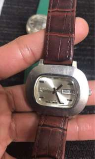 SEIKO LORDMATIC 25 JEWELS IN WORKING CONDITION
