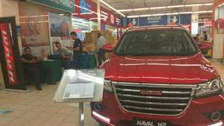 Haval H2 - 1.5 Turbo Charge