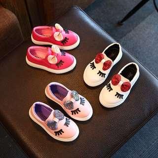 Pretty Elegant Princess Unicorn Kids Shoes