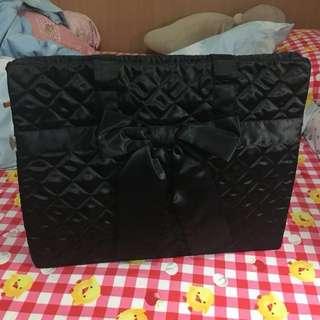 曼谷包 行李袋 黑色 寬46*高36*厚14公分