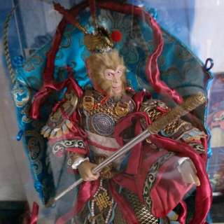 Scale 1:6 Sun Wukong (not Hot Toys,  Osoul, Inflame,  303 Toys,  3R, DID)