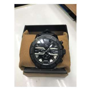 Jam Tangan Guess Collection Full Black