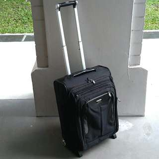 "(*Defects) Dicota (Swiss) 21.5"" Cabin Luggage Bag"