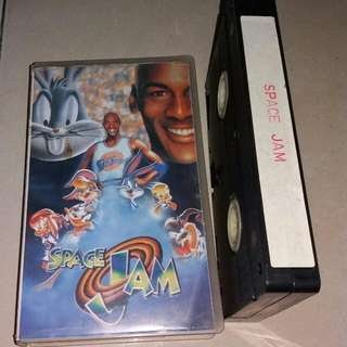 VHS SPACE JAM