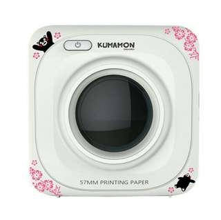 Mini Instant Photo Printer Bluetooth For Android and IOS