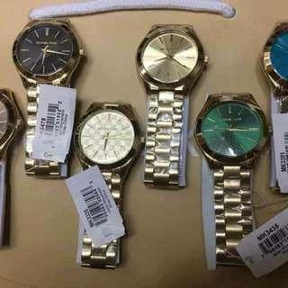 Buy1 take1 Authentic MK Slim Watch