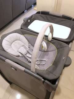 Joie Travel Cot / Play Pen