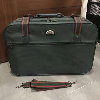 Vintage Handcarry Luggage Bag
