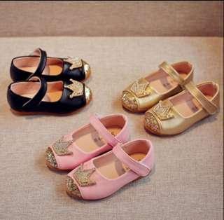 Girl Sweet Elegant Crown Shoes