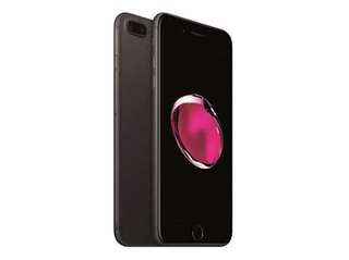 Iphone 7 plus 128 GB Blackmatte