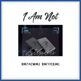Preorder - Straykids I Am Not