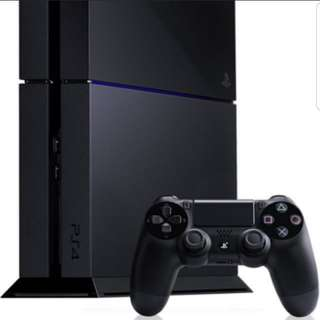 PS4 500gb (Slim) for sale