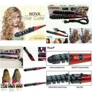Nova Hair Curler