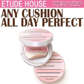 Etude House Any Cushion All Day Perfect in Vanilla