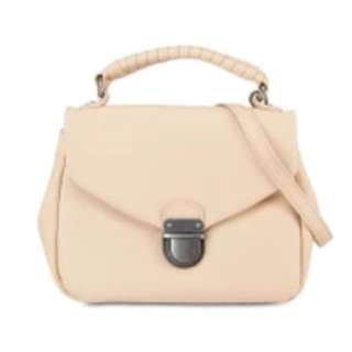 mango flap cross body bag