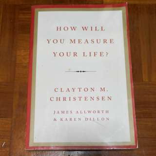 Clayton Christensen - How Will You Measure Your Life