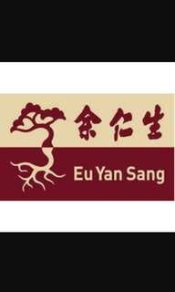 Eu Yan Sang Gift Voucher $250