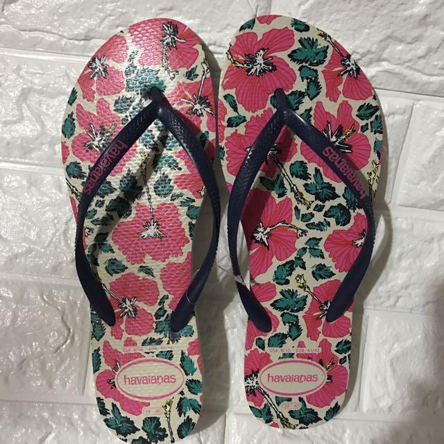 全新哈瓦仕涼鞋,尺寸39-40