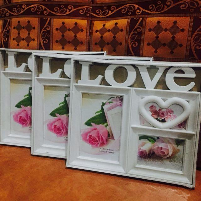 3 Frame Love ❤️