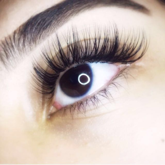 $60 Eyelash Extensions! For only a limited time!