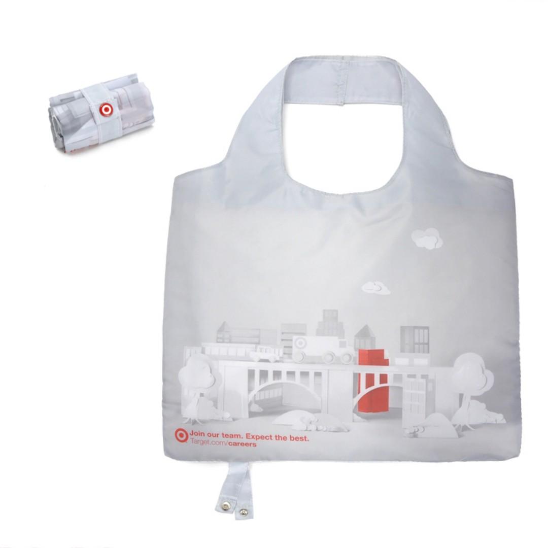 美國 知名連鎖零售商 Target 多功能折疊購物袋 手提袋 環保袋 環保購物袋